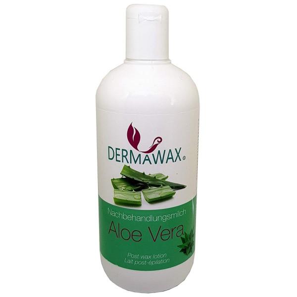 Aloe Vera aftertreatment milk 500 ml