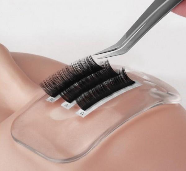Silicone Pad Eyelash Pad - Transparent
